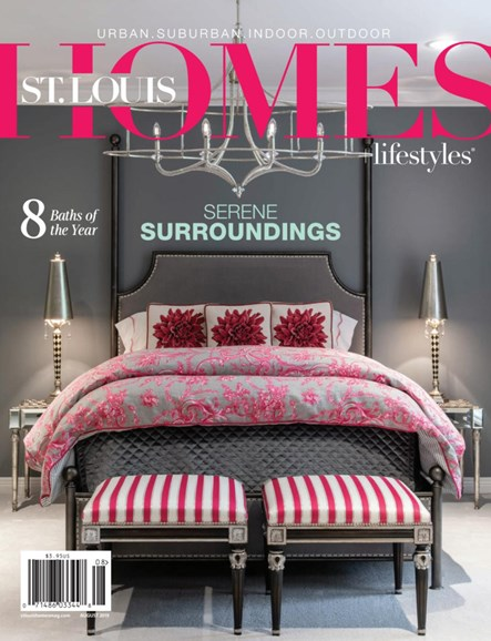 St. Louis Homes & Lifestyles Cover - 8/1/2019
