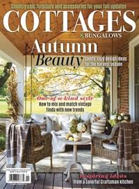 Cottages & Bungalows Magazine | 10/2019 Cover