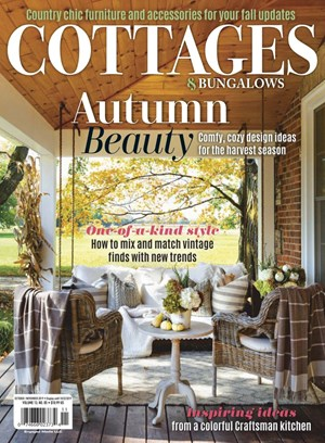 Cottages & Bungalows Magazine | 10/2019 Cover