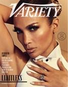 Weekly Variety Magazine 8/26/2019