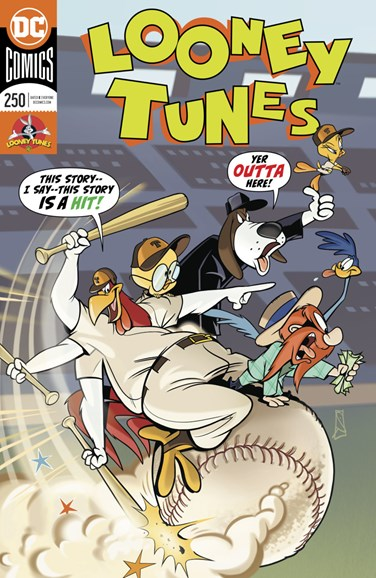 Looney Tunes Cover - 9/1/2019