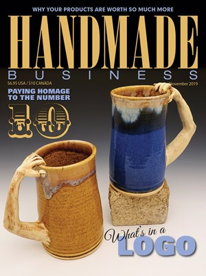 Handmade Business Magazine | 11/1/2019 Cover