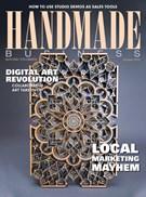 Handmade Business Magazine 10/1/2019