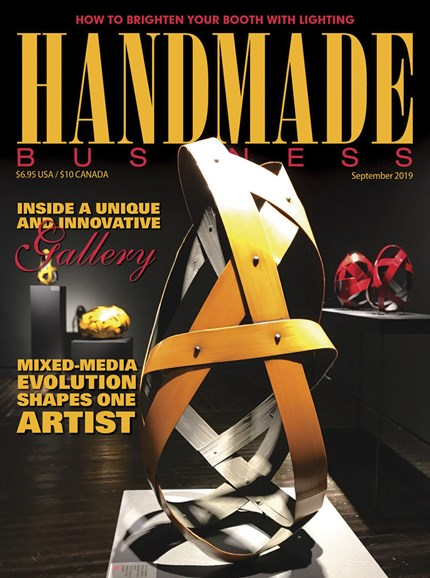 Handmade Business Cover - 9/1/2019
