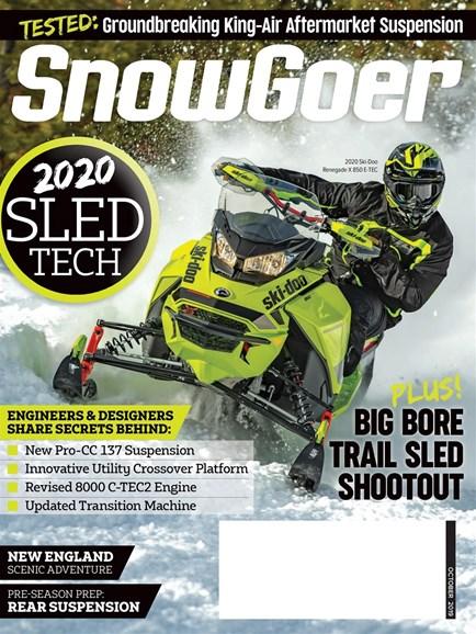 Snow Goer Cover - 10/1/2019
