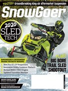 Snow Goer Magazine 10/1/2019