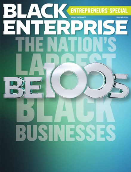Black Enterprise Cover - 6/1/2019
