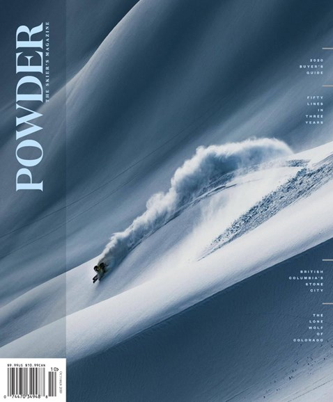 Powder Cover - 10/1/2019