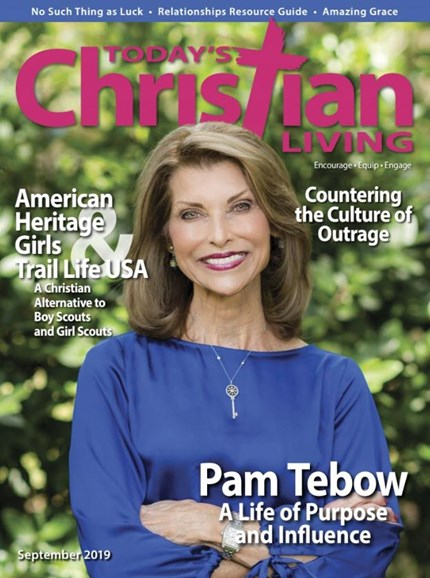 Today's Christian Living Cover - 9/1/2019