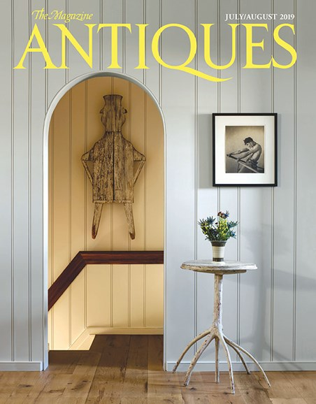 The Magazine Antiques Cover - 7/1/2019
