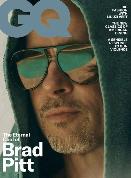 Gentlemen's Quarterly - GQ Cover - 10/1/2019