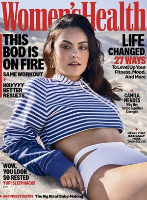 Women's Health Magazine | 10/2019 Cover