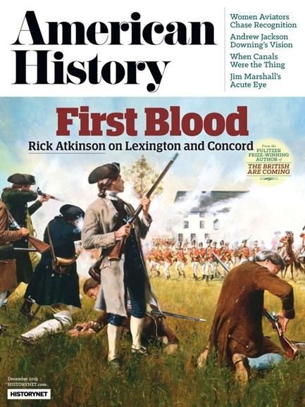 American History Cover - 12/1/2019
