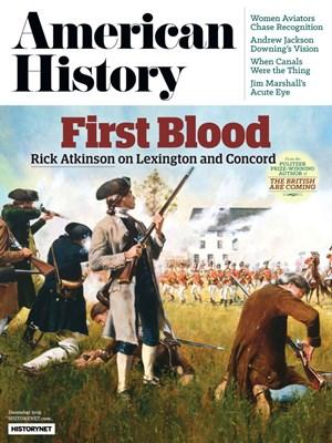 American History Magazine   12/2019 Cover