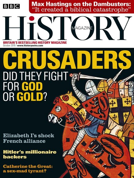 BBC History Cover - 10/1/2019