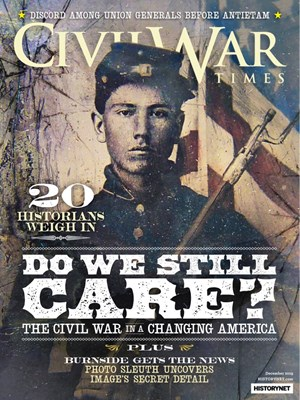 Civil War Times Magazine | 12/2019 Cover