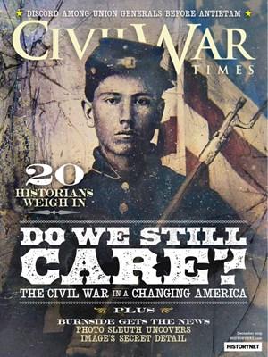 Civil War Times Magazine | 12/2019 Cover