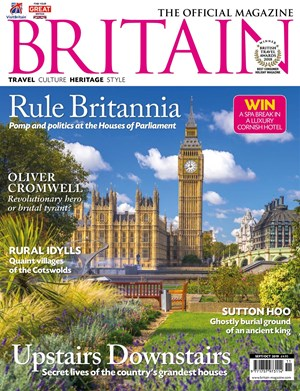 Britain Magazine | 9/2019 Cover