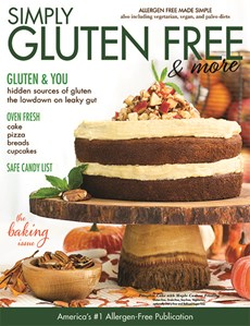 Simply Gluten Free | 9/2019 Cover