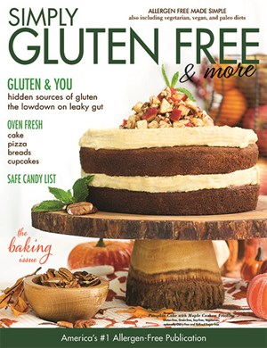 Simply Gluten Free | 9/1/2019 Cover