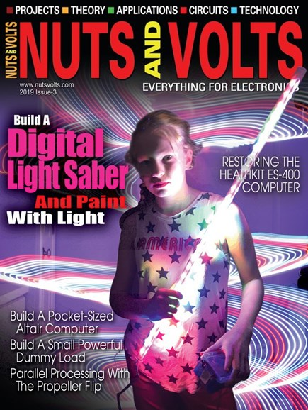 Nuts & Volts Cover - 9/1/2019