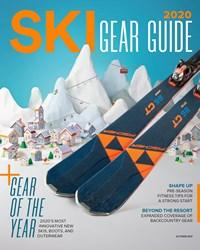 Ski Magazine | 10/2019 Cover