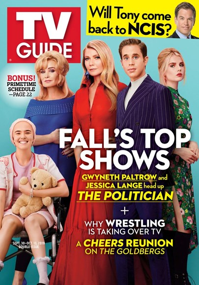 TV Guide Cover - 9/30/2019