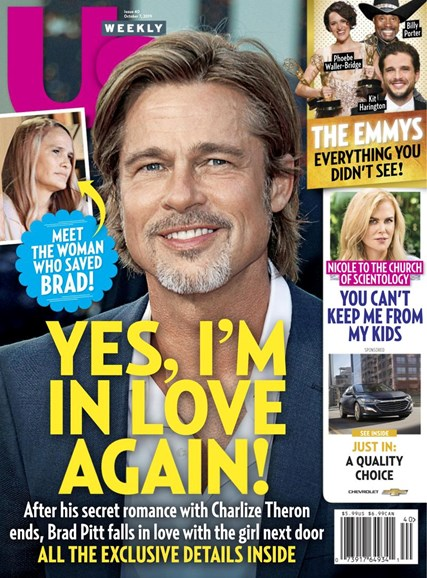 Us Weekly Cover - 10/7/2019