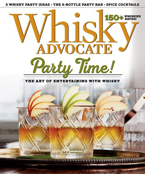 Whisky Advocate Cover - 9/1/2019