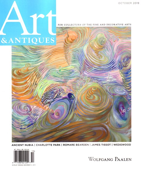 Art & Antiques Cover - 10/1/2019