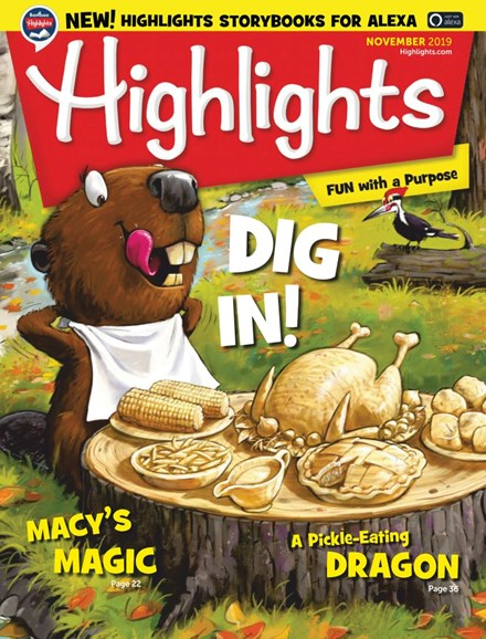 Highlights Cover - 11/1/2019