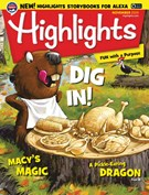 Highlights Magazine 11/1/2019
