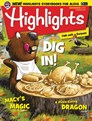 Highlights Magazine   11/2019 Cover