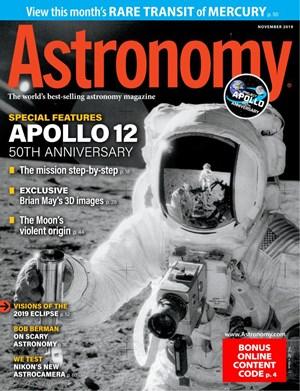 Astronomy Magazine | 11/2019 Cover