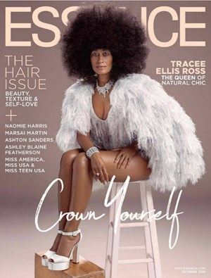 Essence Magazine | 10/2019 Cover