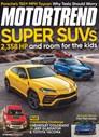 Motor Trend Magazine | 11/2019 Cover
