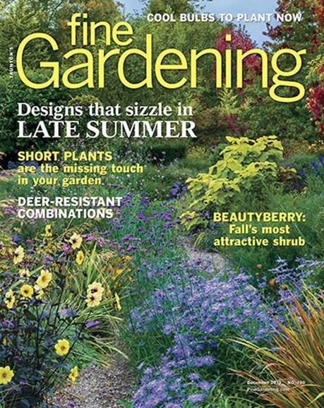Fine Gardening Cover - 12/1/2019