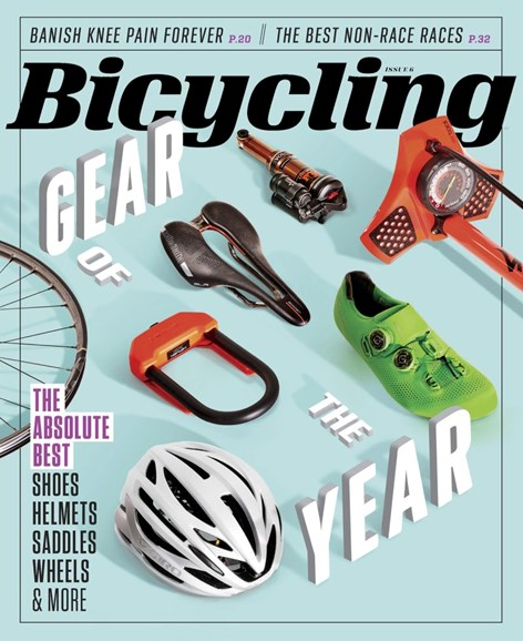 Bicycling Cover - 11/1/2019