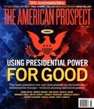 The American Prospect Magazine 9/1/2019