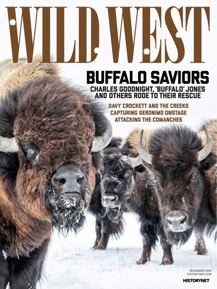 Wild West Cover - 12/1/2019