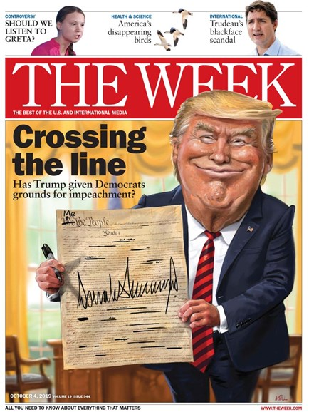 The Week Cover - 10/4/2019
