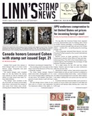 Linn's Stamp News Magazine 10/14/2019