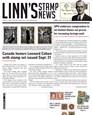 Linn's Stamp News Magazine | 10/14/2019 Cover