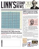 Linn's Stamp News Magazine 9/30/2019
