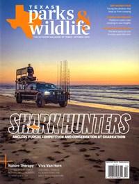 Texas Parks & Wildlife Magazine | 10/2019 Cover