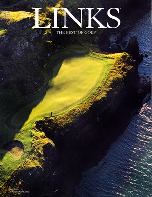Links Golf Magazine | 9/2019 Cover