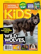 National Geographic Kids Magazine 10/1/2019
