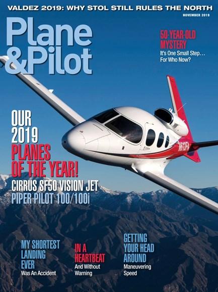 Plane & Pilot Cover - 11/1/2019