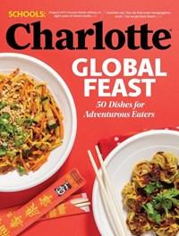 Charlotte Magazine   10/2019 Cover