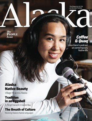 Alaska Magazine | 10/2019 Cover